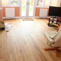 Kelston oak finish with Mat oil from Morrels