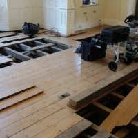 Lifting up existing Pine Floorboards jpg
