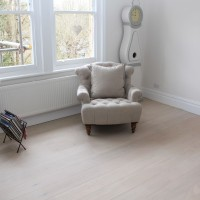 Professional Floor Sanding and Finishing with Reaction Stain and 2 coats of Dead Mat Laquer 3