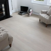 Professional Floor Sanding and Finishing with Reaction Stain and 2 coats of Dead Mat Laquer