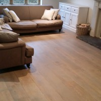 Supply and Fit Distressed Engineered Oak 1