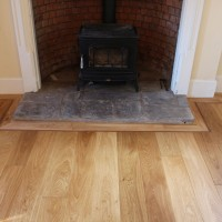 Supply and Fit Solid Oak with Border 2
